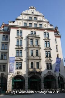 Orlando Haus München Innenstadt - Nähe Hofbräuhaus