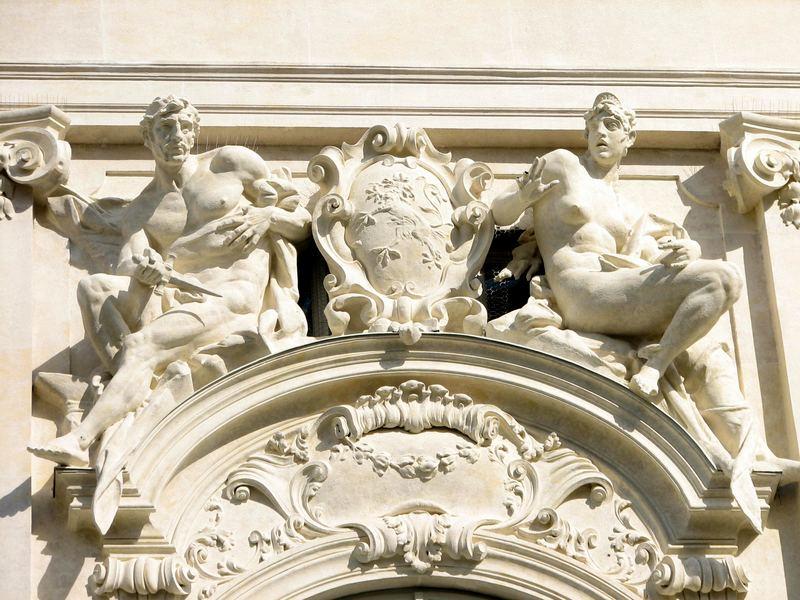 Ornament an der Grazer Oper