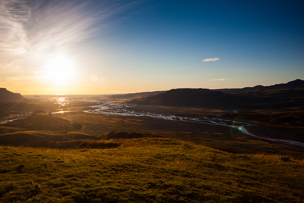 Þórsmörk, Island