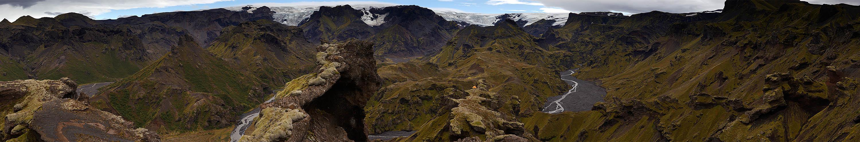 Þórsmörk (Thorsmörk)