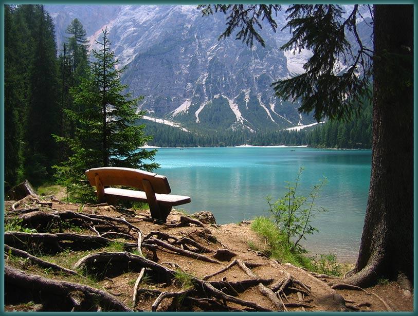 Ort der Ruhe
