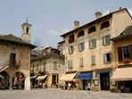 Orta am Ortasee / Italien