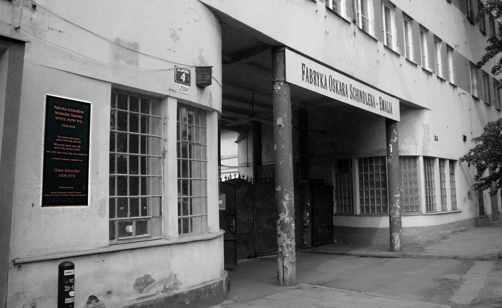 orte der hoffnung die fabrik von oskar schindler foto