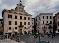 Orte, il Municipio