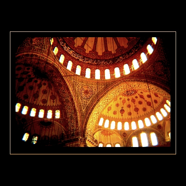 Orte- Places: Istanbul