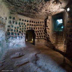 Orte sotterranea, colombaie
