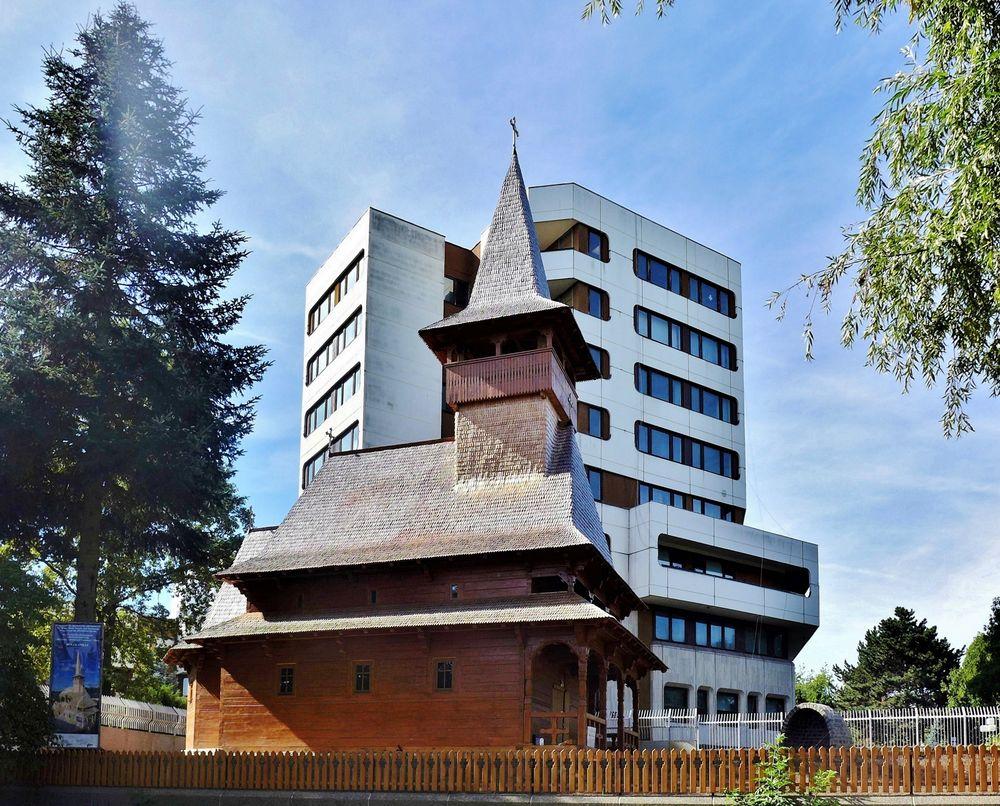 Orthodoxe Holzkapelle ...