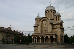 orthodoxe Kathedrale in Hunedoara
