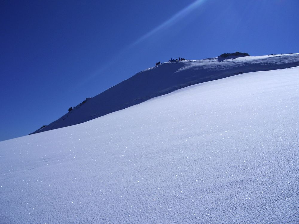 Ortler, höchster Gipfel Südtirols