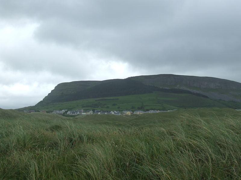 Ortschaft bei Sligo