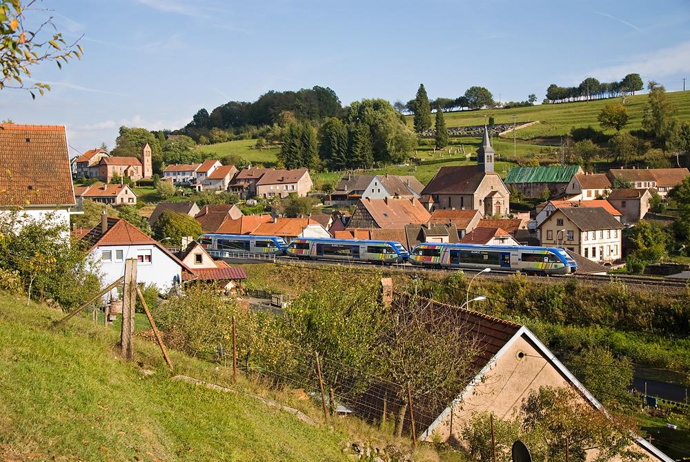 Ortsdurchfahrt Tieffenbach
