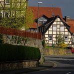 Ortsdurchfahrt Trendelburg