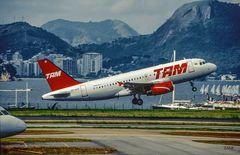 Os aviões modernos