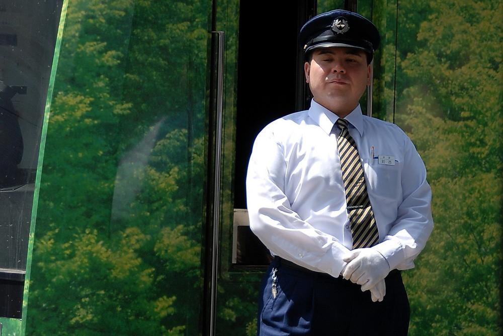 Osaka - Train Engine Driver