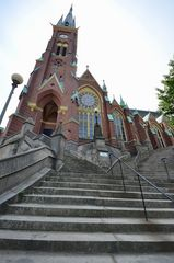 Oscar-Fredriks-Kyrkan Göteborg 1