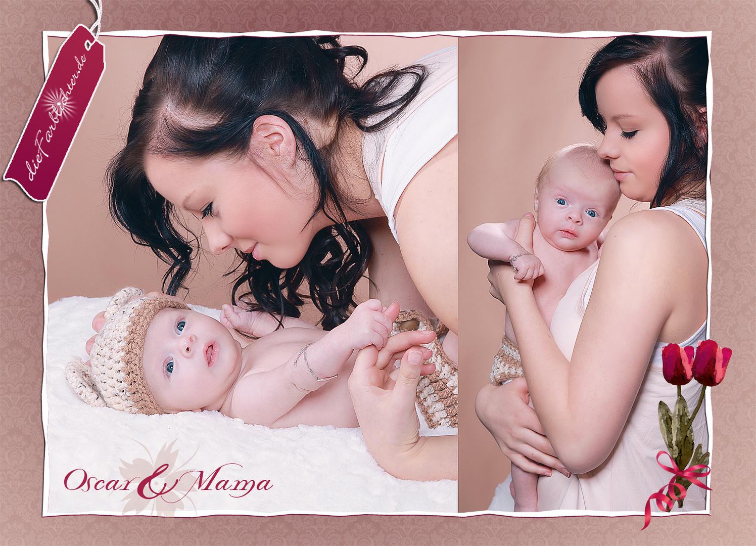 Oscar & Mama