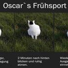 Oscars Frühsport