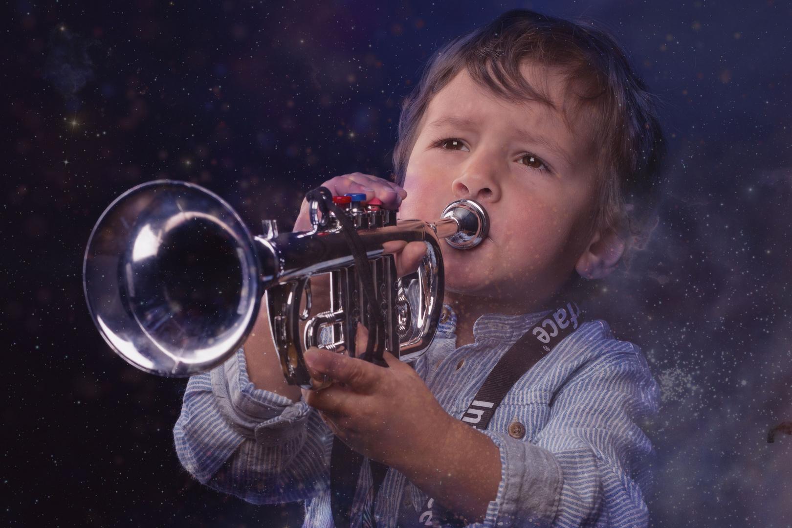 Oskar der Musiker
