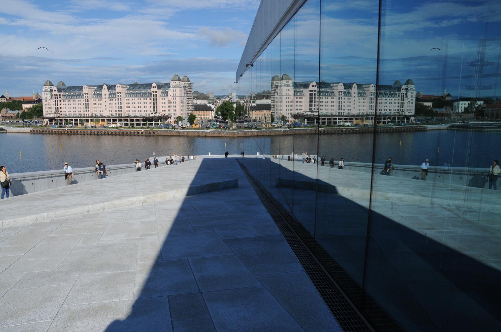 Oslo allo specchio