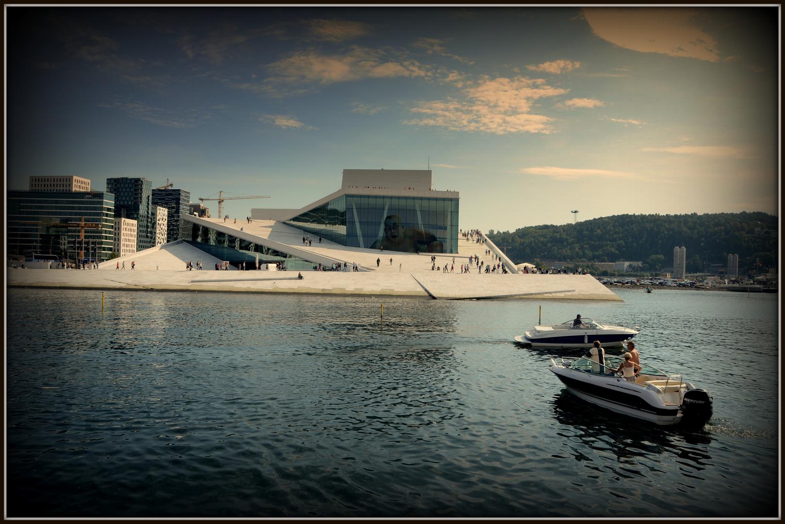 Oslo am 7.September 2013
