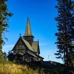 Oslo - Holmenkollen Kapelle