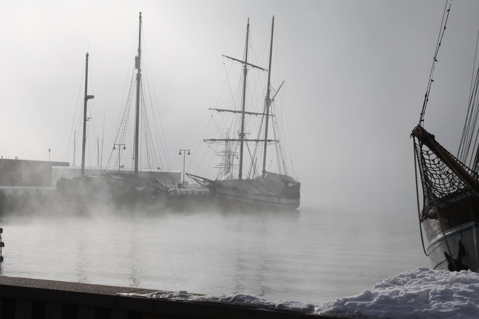 Oslo im März