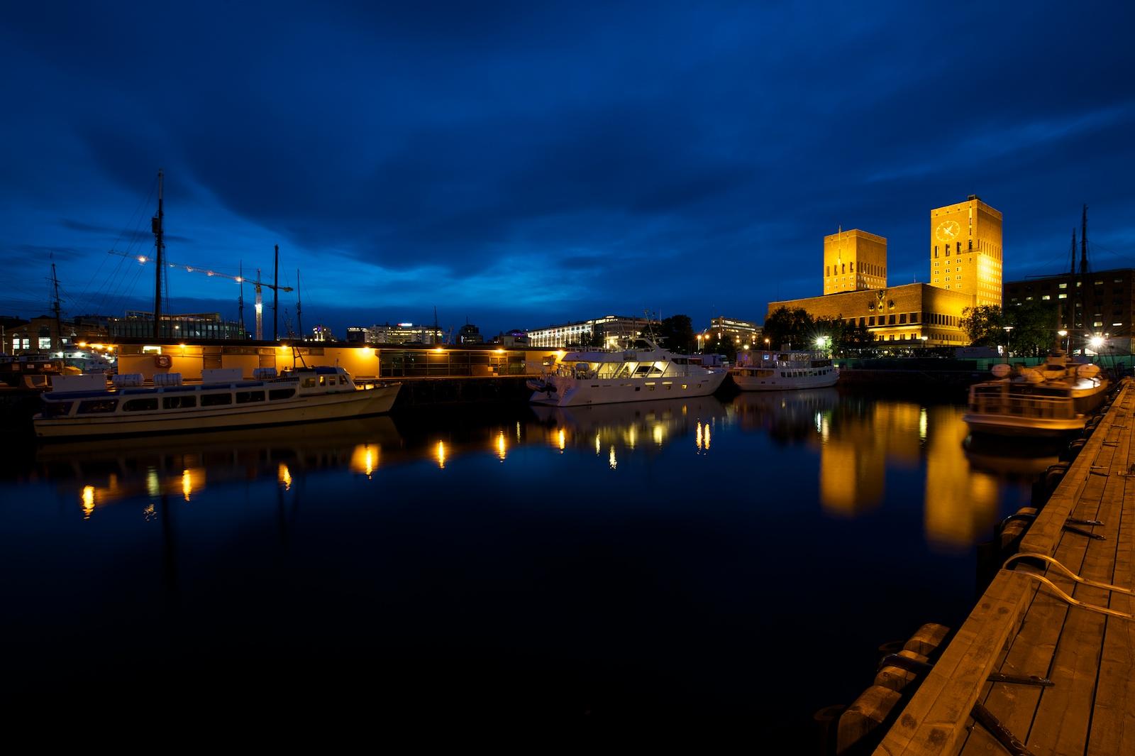 Oslo @midsummer