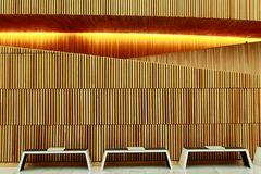 Oslo Oper Sitzbänke