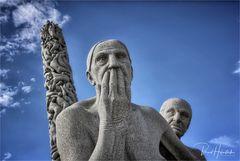 Oslo ..... Vigeland Skulpturenpark