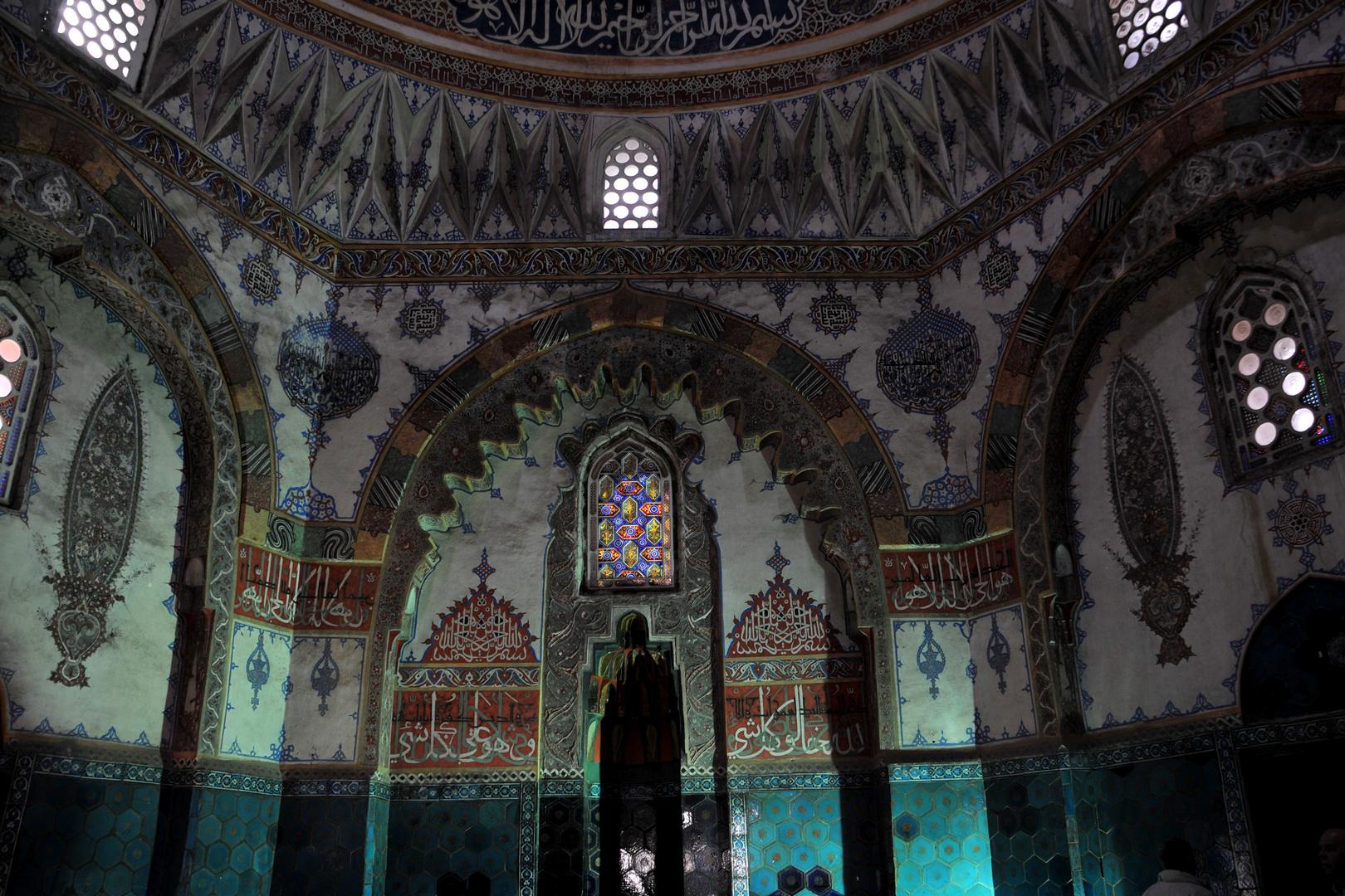 Osmanisches Mausoleum Bursa