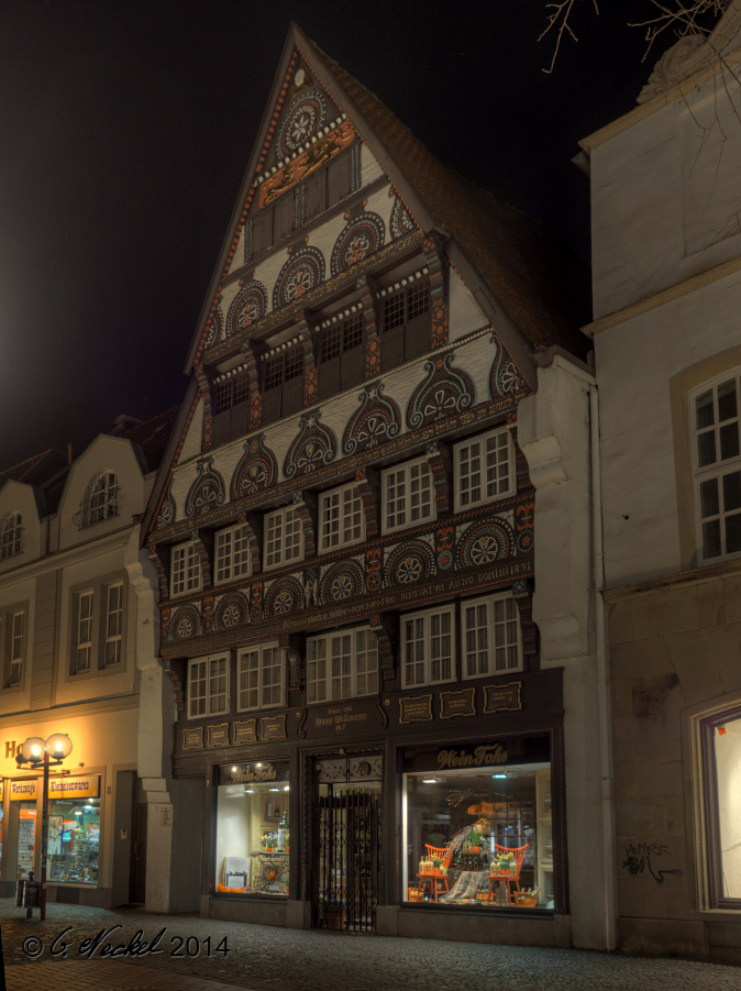 Osnabrück, Haus Willmann