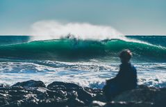Osservando le onde