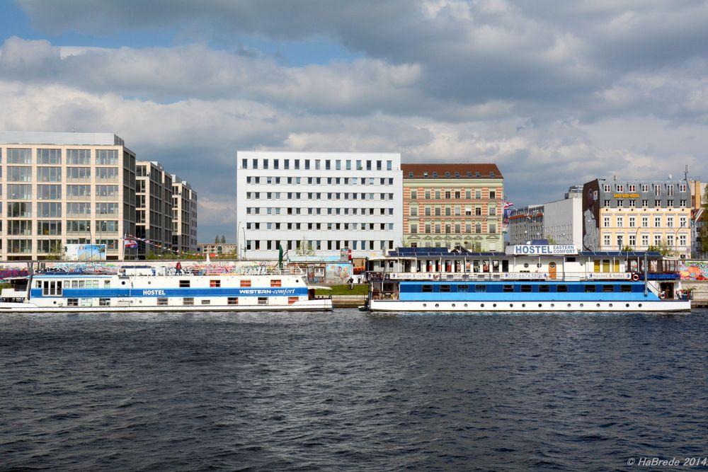 Ost West Berlin