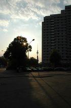 Ostberlin 2006 - es scheint wieder die Sonne, statt die Partei