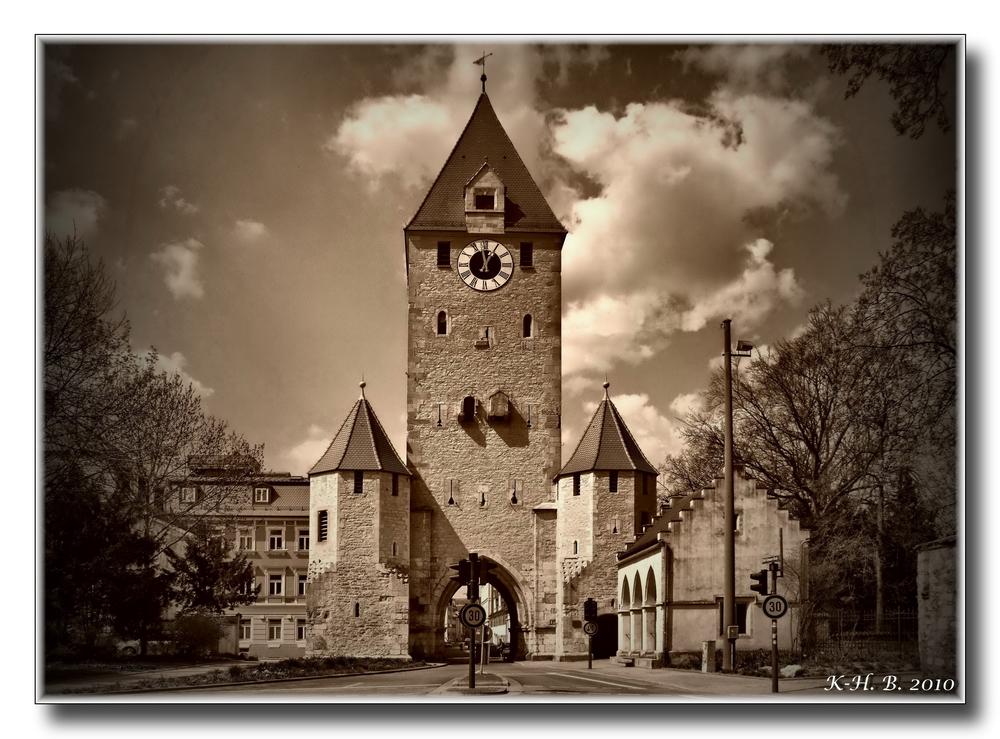 Bauwerk Bei Regensburg