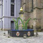 Osterbrunnen 2008 1