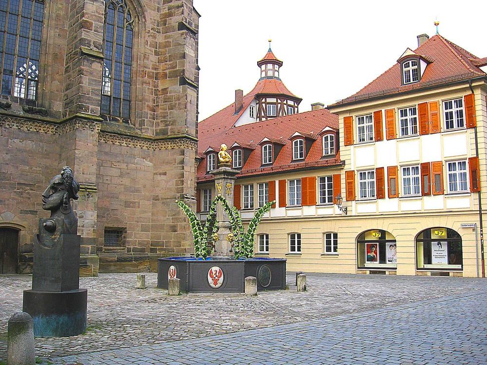 Osterbrunnen 2008 2