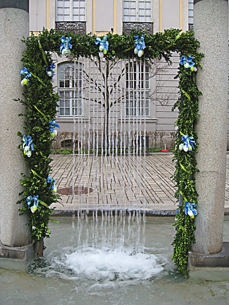 Osterbrunnen 2008 4