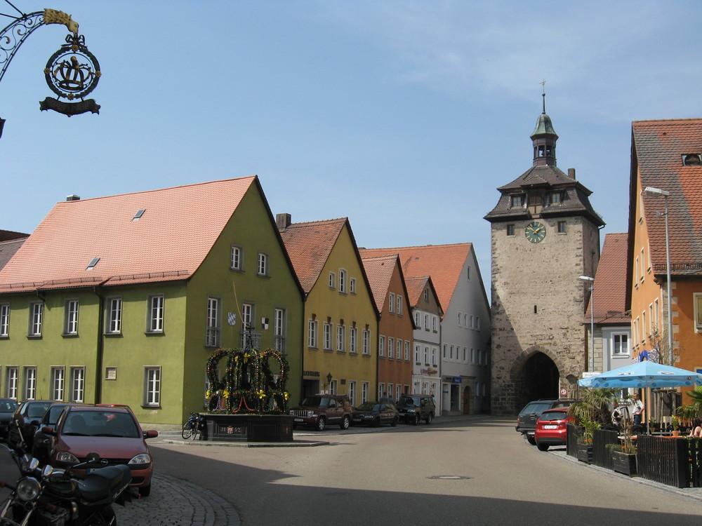 Osterbrunnen 2009 2