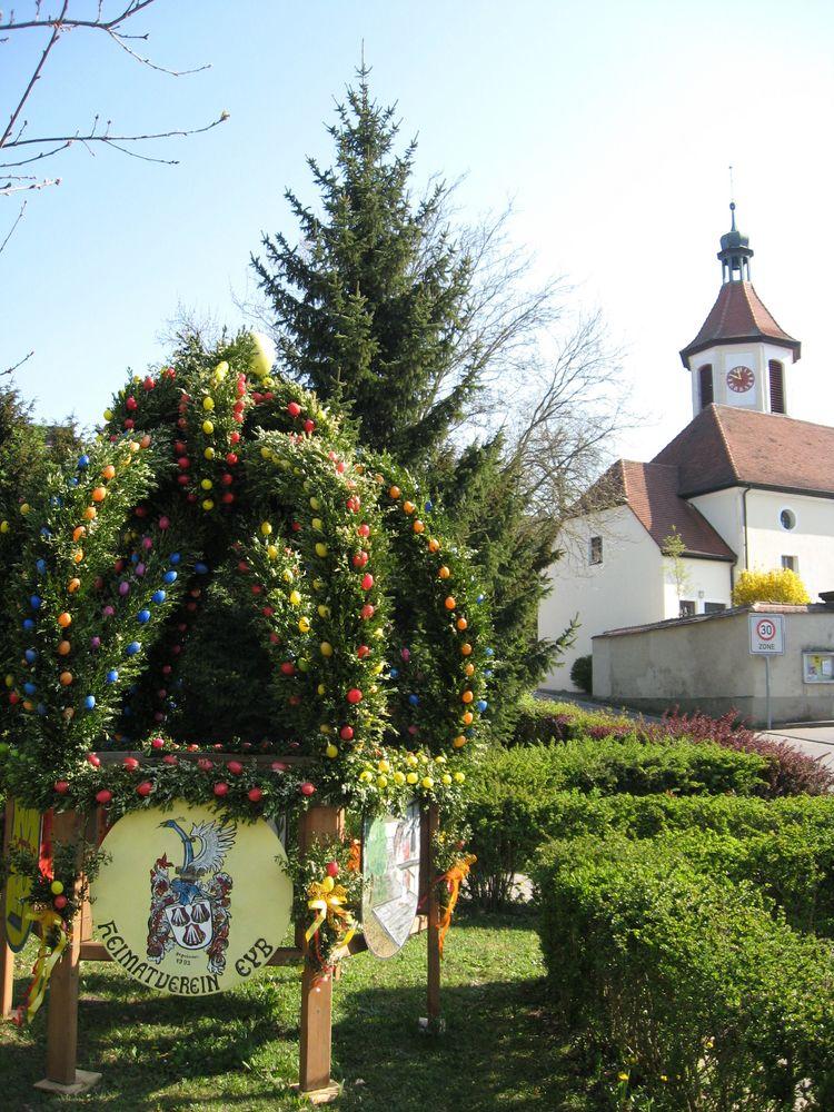 Osterbrunnen 2011 2