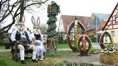 Osterbrunnen Hauptendorf