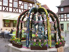 Osterbrunnen Herzogenaurach