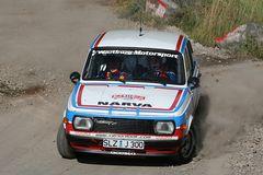 "Osterburg Rallye ""Wartburg W353 WR"""