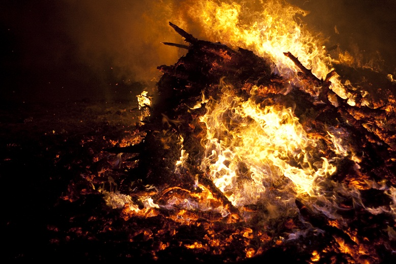Osterfeuer