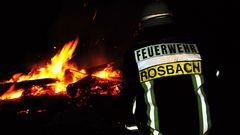 Osterfeuer @ Rosbach