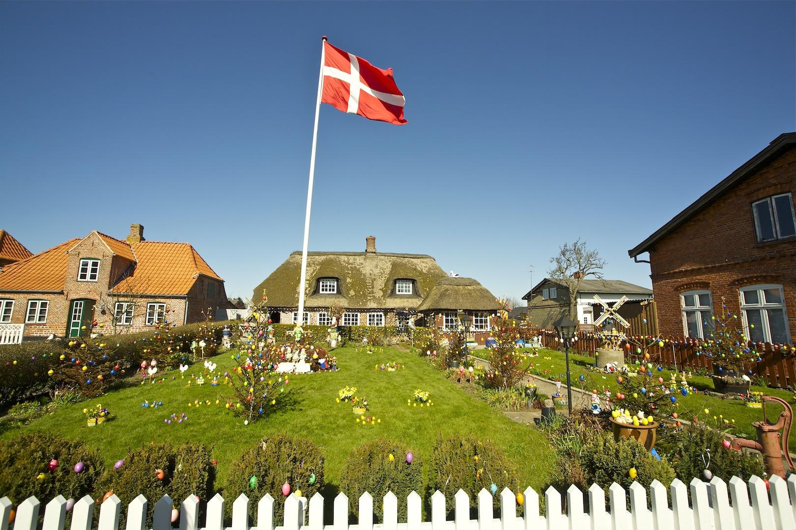 Ostergrüße aus Dänemark