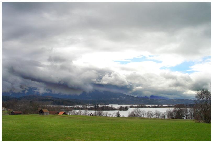Ostern 2005 am Staffelsee