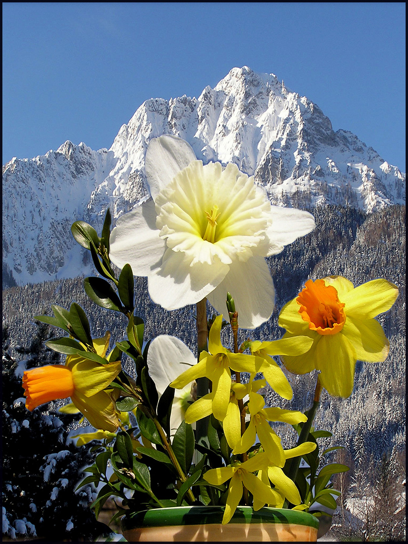 Ostern 2010, Berchtesgadener Land