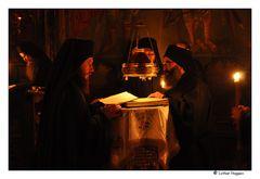 Ostern Im Kloster Xenofontos