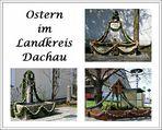 Ostern im Landkreis Dachau
